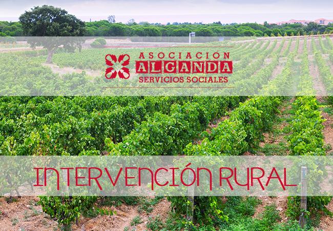 Proyecto de intervención comunitaria en el medio rural.