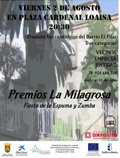 I Premios La Milagrosa