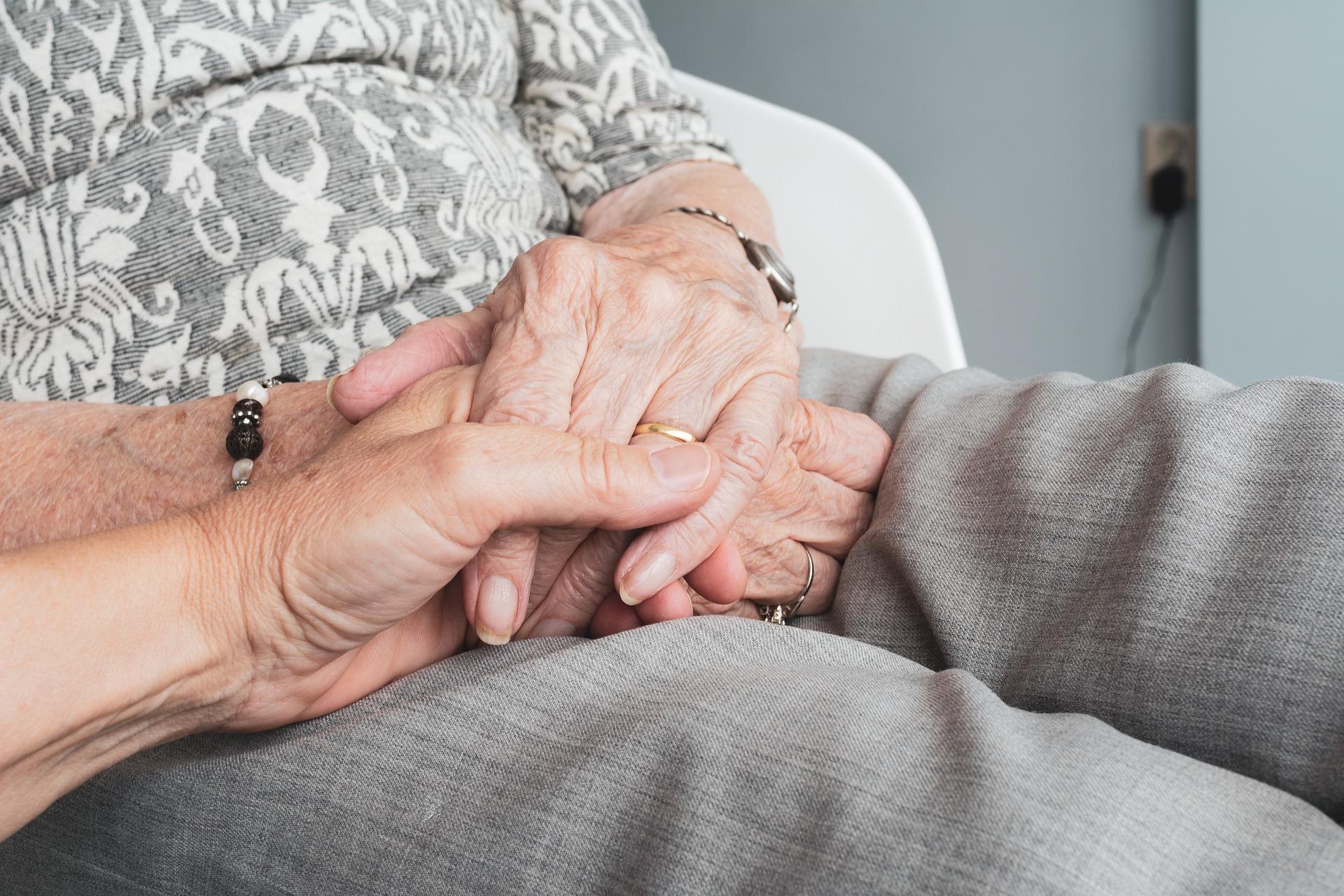 Nuestro voluntariado con personas mayores